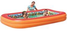 Những mẫu bể bơi phao cho bé vui chơi trong mùa hè này