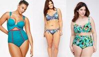 Những mẫu bikini che khuyết điểm cho người béo