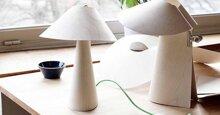 Những mẫu đèn ngủ bằng gỗ độc đáo cho ý tưởng trang trí tuyệt vời