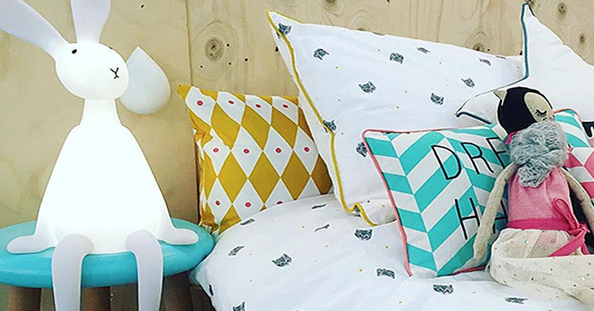 Những mẫu đèn ngủ đẹp và dễ thương dành cho bé