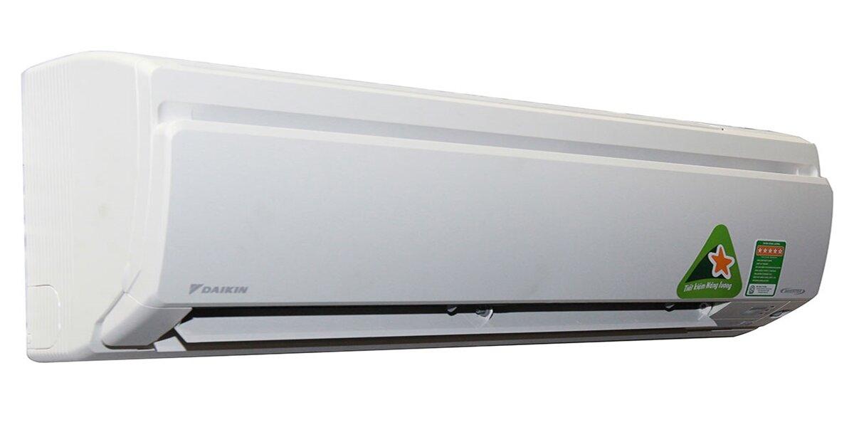 Những mẫu điều hòa đaikin 1 chiều 9000btu inverter đáng mua nhất tháng 5/2018 giá bao nhiêu tiền ?