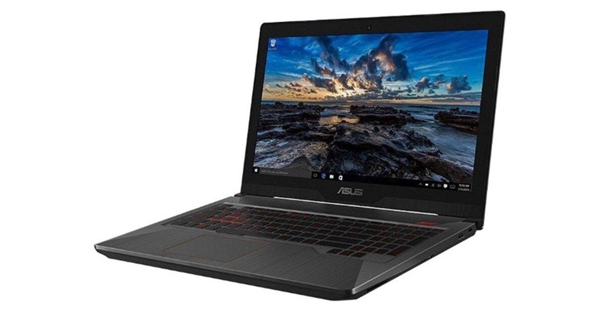 Những mẫu laptop gaming Asus xứng đáng để game thủ sở hữu