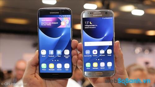 Những mẫu ốp lưng cực chất cho Samsung Galaxy S7