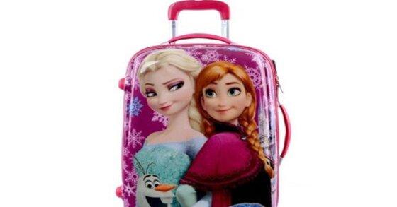 Những mẫu vali kéo Elsa siêu đáng yêu khiến các bé thích mê
