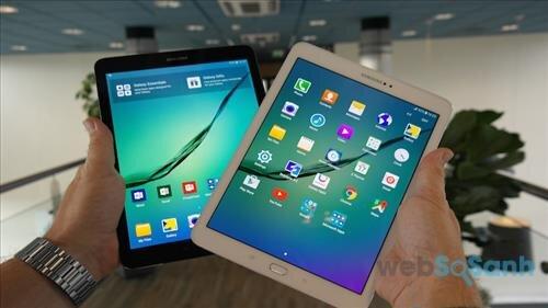 Những máy tính bảng Android tốt nhất năm 2016
