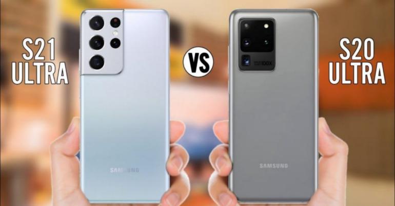 Những nâng cấp của Samsung Galaxy S21 Ultra 5G so với S20 Ultra