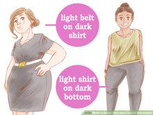 Những nguyên tắc cơ bản phối đồ cho người béo trong mùa hè