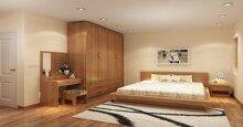 Những nguyên tắc khi thiết kế nội thất phòng ngủ hiện đại đơn giản