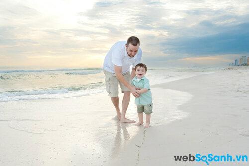 Những nơi bố mẹ cần cho con đến ít nhất một lần