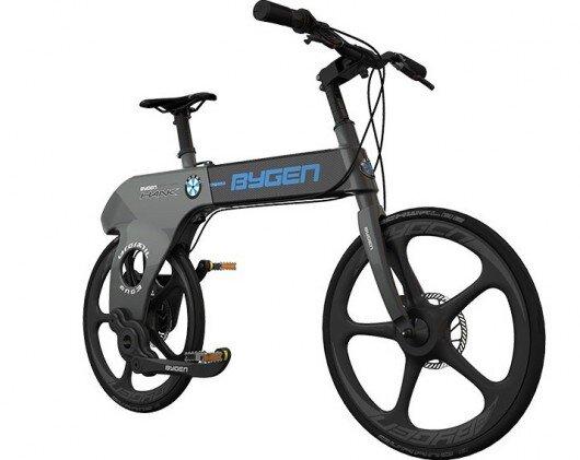 Những phát minh độc đáo cho xe đạp