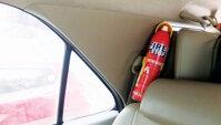 Những quy định liên quan đến việc trang bị bình chữa cháy trên ô tô