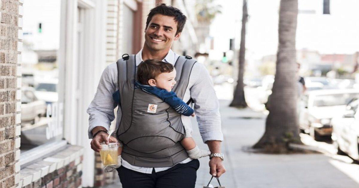 Những quy tắc an toàn khi sử dụng địu cho bé mẹ cần nắm rõ