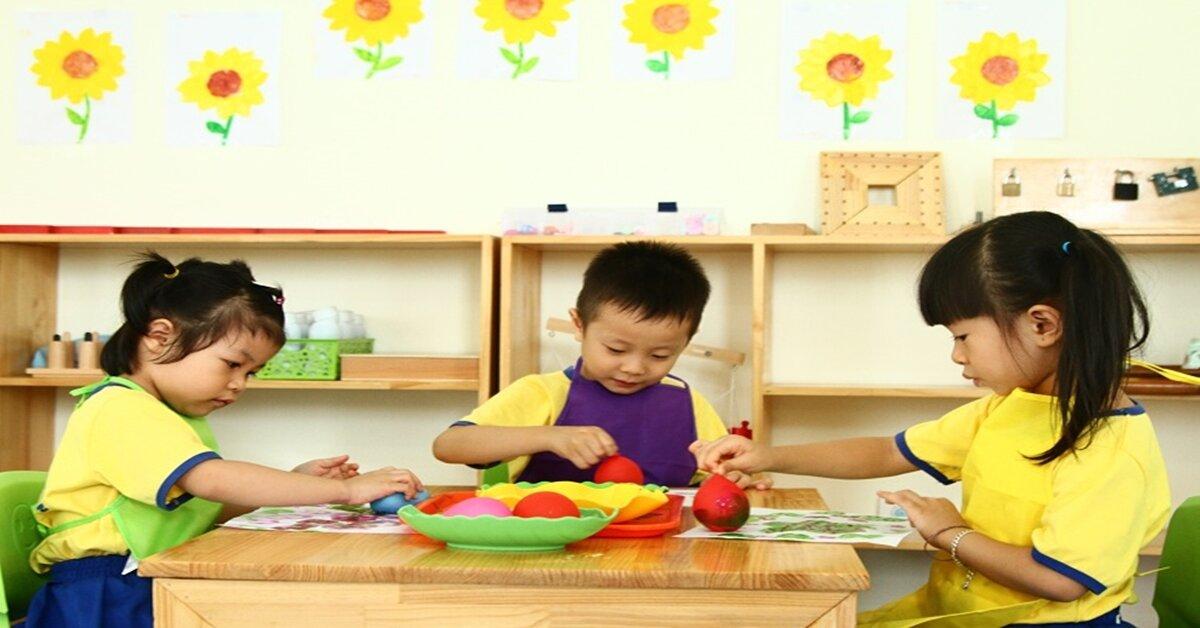 Những quy tắc cần biết khi nuôi dạy trẻ với phương pháp Montessori