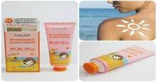 Những sản phẩm của kem chống nắng cathy doll hiện nay