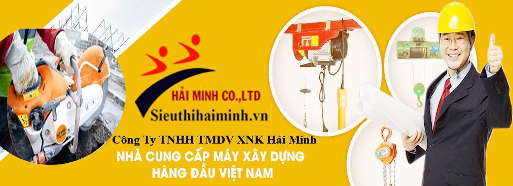 """Những sản phẩm """"khuấy đảo"""" thị trường thiết bị xây dựng của Sieuthihaiminh.vn"""