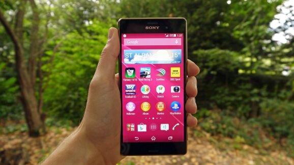 Những smartphone được mong đợi đầu năm 2015