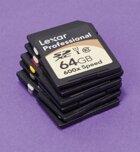 Những thẻ nhớ SD 64GB tốt nhất cho nhiếp ảnh gia