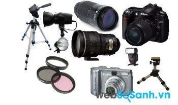 Những thiết bị mà mọi nhiếp ảnh gia cần mang theo