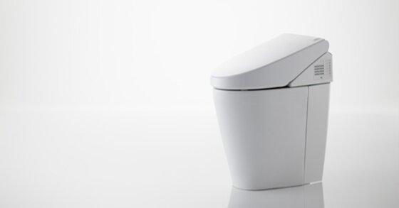 Những thiết kế ấn tượng của bồn cầu Toto 1 khối và 2 khối