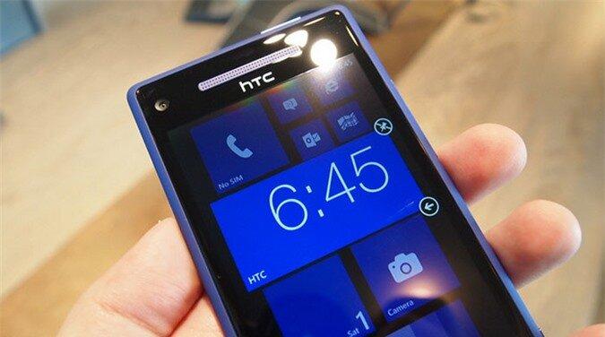 Những thủ thuật tiết kiệm pin hàng đầu trên HTC 8X