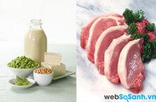 Những thực phẩm kỵ với 3 loại thịt phổ biến ngày Tết