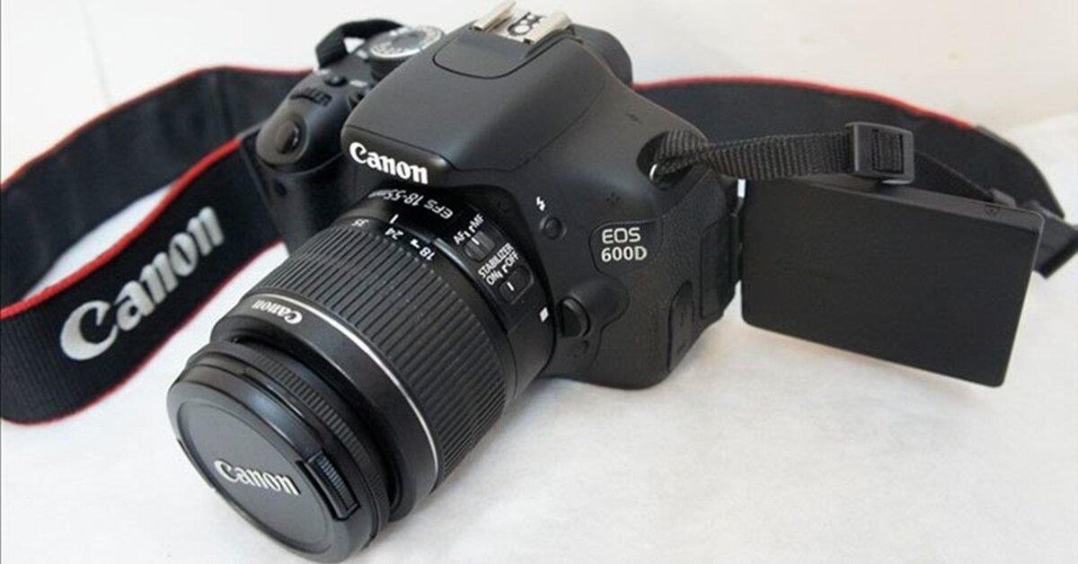 Những tiêu chí quan trọng khi mua máy ảnh Canon