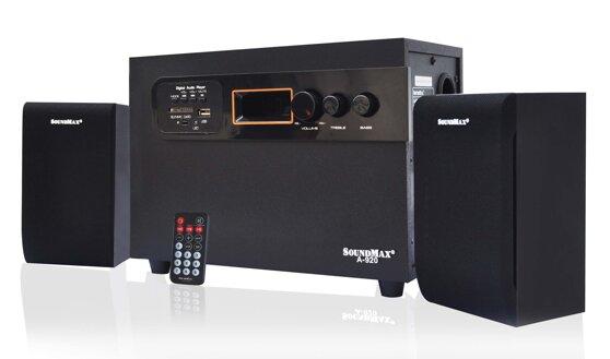 Những tính năng ấn tượng trên loa SoundMax A920