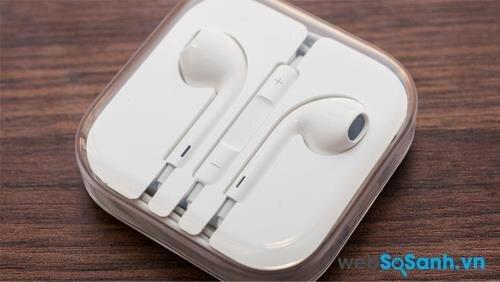 Những tính năng bạn có thể chưa biết về chiếc tai nghe EarBud của Apple