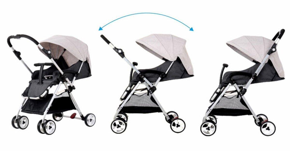 Những tính năng hữu ích mẹ cần biết để chọn mua xe đẩy tốt nhất cho con