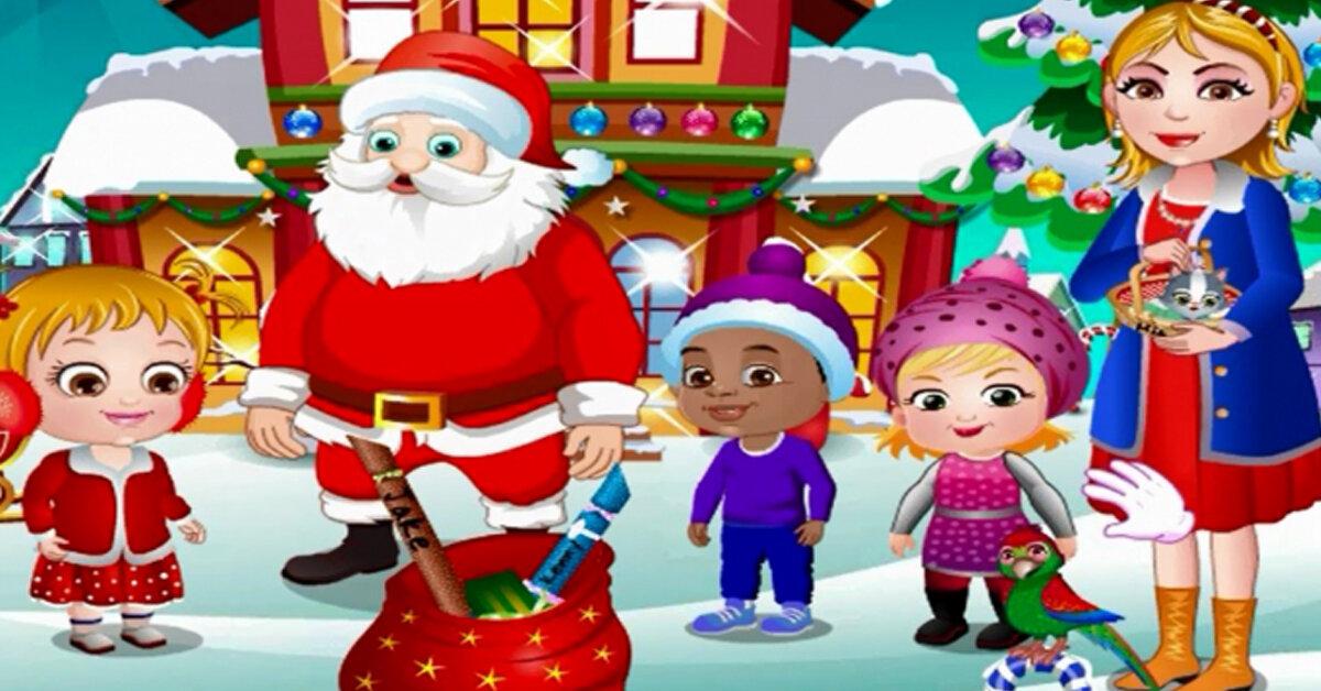 Những trò chơi tập thể vui nhộn hay nhất trong đêm Giáng sinh