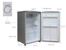 Những tủ lạnh mini 90 lít giá rẻ tốt nhất cho gia đình 2-3 người