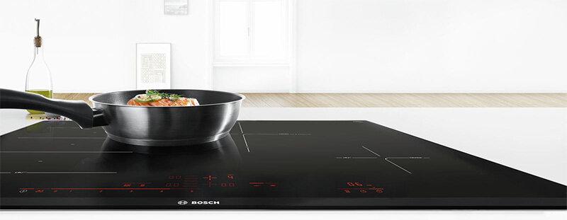 Những ưu điểm bạn cần biết khi chọn mua bếp từ Bosch