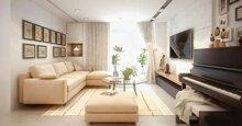Những ưu điểm của nội thất phòng khách chung cư theo phong cách hiện đại