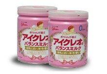 Những ưu điểm của sữa công thức Nhật Bản Glico Icreo