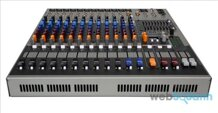 Những ưu điểm của thiết bị Power mixer trong hệ thống âm thanh