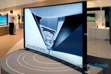 Những ưu điểm của tivi màn hình cong