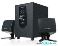 Những ưu điểm nổi bật của dàn âm thanh Microlab M108U - 2.1