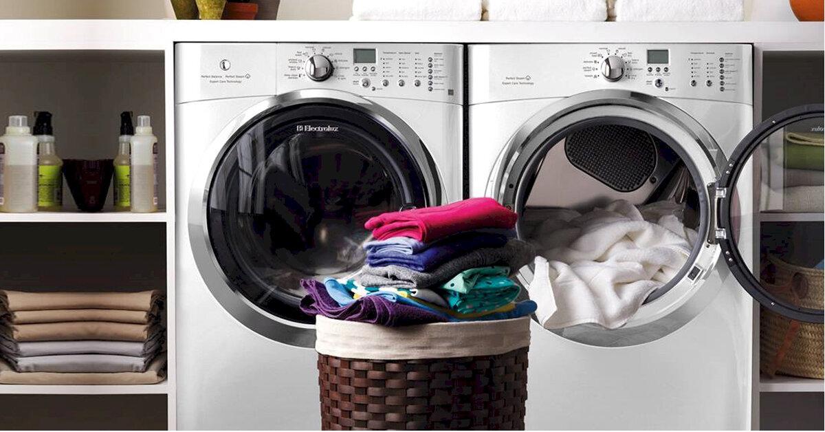 Những ưu điểm nổi trội của máy giặt cửa ngang bạn cần biết