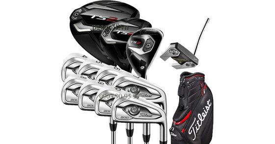 Những ưu điểm vượt trội của gậy golf Titleist