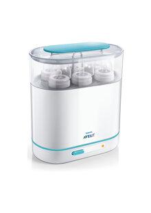 Những vấn đề thường gặp khi sử dụng máy tiệt trùng bằng hơi nước Philips AVENT 3 trong 1