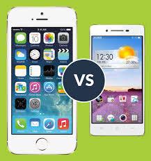 Những yếu tố làm nên sự khác biệt giữa OPPO R1 và iPhone 6