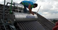 Nhược điểm của máy nước nóng năng lượng mặt trời bạn cần biết