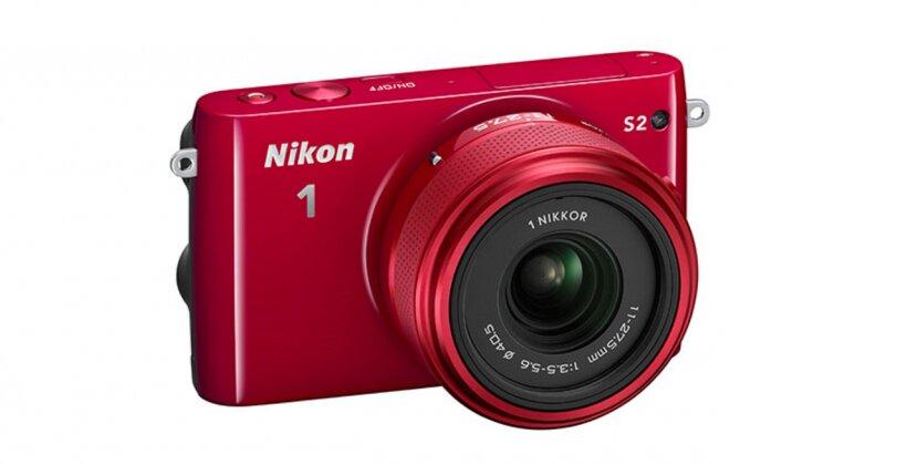 Nikon 1 S2: máy ảnh tiên tiến với ống kính có thể thay đổi.