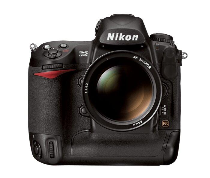 Nikon D3 – chiếc DSLR hàng đầu của Nikon (phần 1)