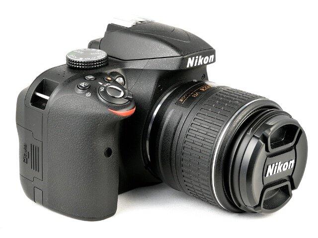 """Nikon D3300 – Máy ảnh DSLR giá rẻ – Nâng cấp """"khủng"""" (Phần 1)"""