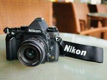 Nikon Df: Máy ảnh hoài cổ kế thừa công nghê chụp ảnh mới.