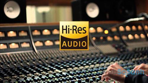 Công nghệ High-Resolution Audio