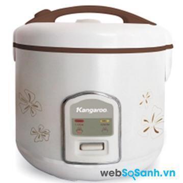 Nồi cơm điện Kangaroo KG375 (KG-375) - Nồi cơ, 1.8 lít, 700W
