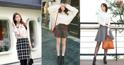 """Đẹp và sang chảnh ư, chuyện nhỏ, update ngay 8 kiểu chân váy này để tự tin """"bung lụa"""""""