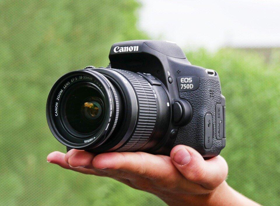 Canon EOS 750D sở hữu nhiều tính năng vô cùng hấp dẫn